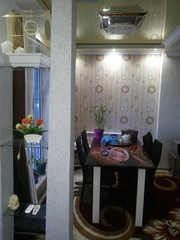 Прoдаю 2-х комнатную квартиру в туркменабаде на 1-ом этаже с евроремон